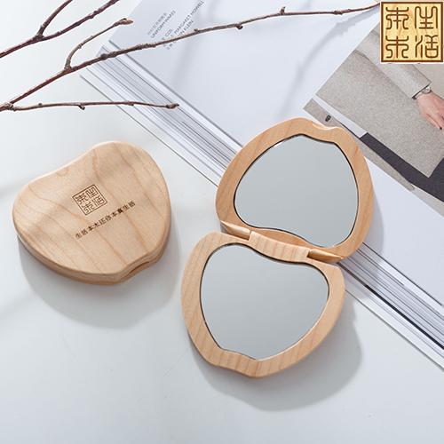 美国枫木化妆镜